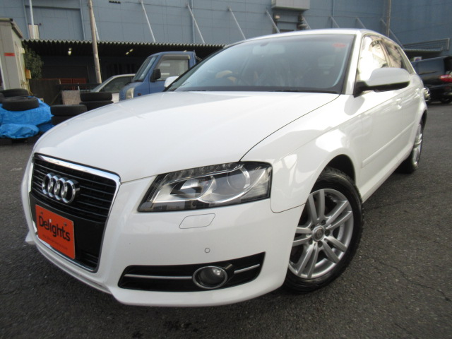 Used AUDI A3 ,2011/5 | 37308 | DELIGHTS